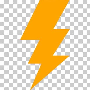 Lightning Electricity Blue PNG