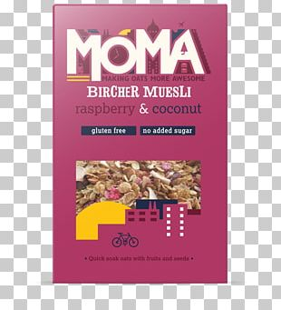 Muesli Breakfast Cereal Granola Food PNG