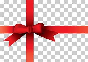 Ribbon Christmas PNG