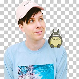 Phil Lester Dan And Phil Author Vlog PNG