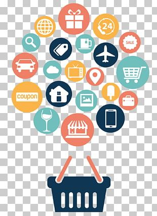 Web Development Web Design Online Shopping E-commerce Icon PNG