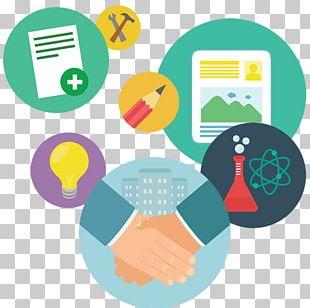 Digital Marketing E-commerce Business PNG