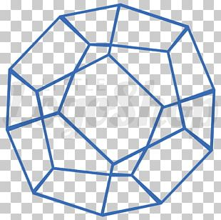 Sacred Geometry Glass Dodecahedron Terrarium PNG