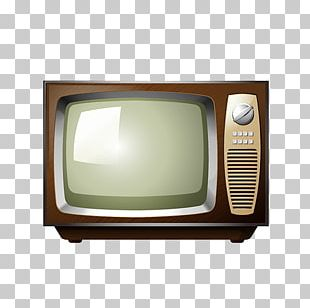 Television Stock Illustration PNG