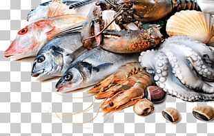 Seafood Fish Market Top Choice Fish Lobster PNG
