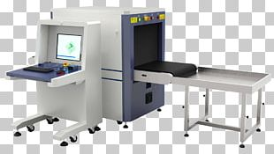 X-ray Generator Backscatter X-ray Baggage Full Body Scanner PNG