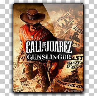 Call Of Juarez: Gunslinger Xbox 360 Video Game Red Dead Redemption PNG