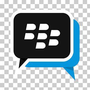 BlackBerry Messenger Messaging Apps Instant Messaging PNG