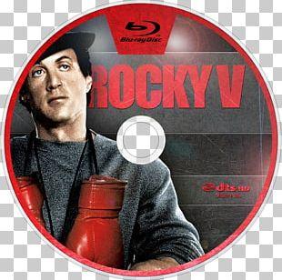Sylvester Stallone Rocky V Rocky Balboa Blu-ray Disc PNG