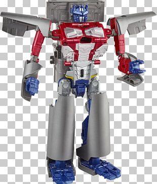 Optimus Prime HasCon Robot Arcee Transformers PNG