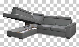 Sofa Bed Couch Chaise Longue Sedací Souprava Furniture PNG