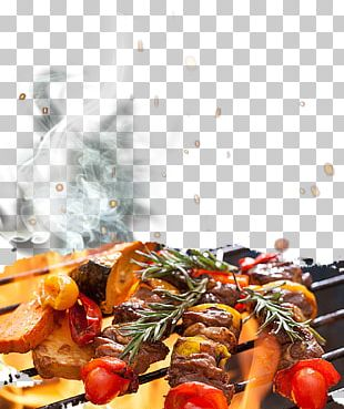 Barbecue Finger Food Pig Roast Cuisine PNG