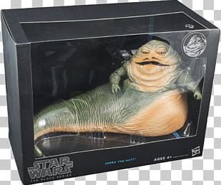 Jabba The Hutt Star Wars: The Black Series Action & Toy Figures PNG