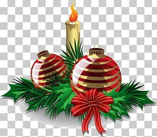 Christmas Ornament Candle Christmas Tree PNG