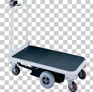 Cart Hand Truck Transport Electric Platform Truck Material Handling PNG