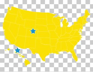 United States Blank Map U.S. State County PNG