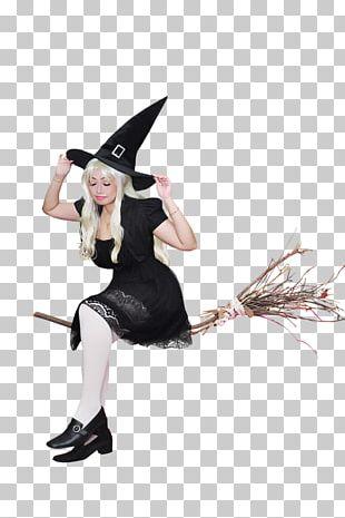 Witchcraft Halloween Costume Headgear PNG