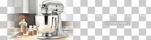 Mixer KitchenAid Artisan KSM150PS Food Processor Blender PNG