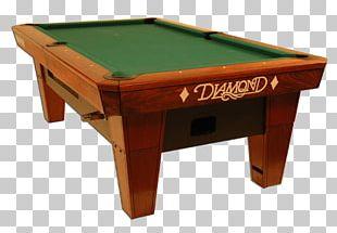 Billiard Tables English Billiards Game PNG