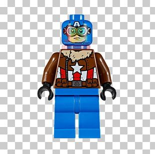 LEGO 76076 Marvel Super Heroes Captain America Jet Pursuit Lego Marvel Super Heroes Carol Danvers Lego Marvel's Avengers PNG