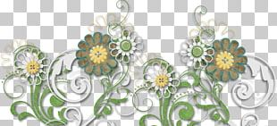 Border Flowers Best Borders Floral Design PNG