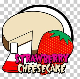 Cheesecake Cream Strawberry Blueberry PNG