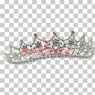 Headpiece Tiara Crown Jewellery Princess PNG
