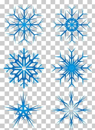 Snowflake Winter Euclidean PNG