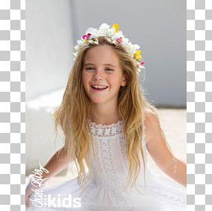 Wedding Dress First Communion Charo Ruiz Ibiza White PNG