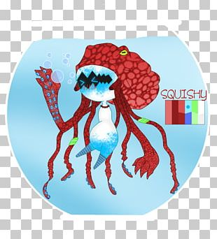 Octopus Character Microsoft Azure Fiction PNG
