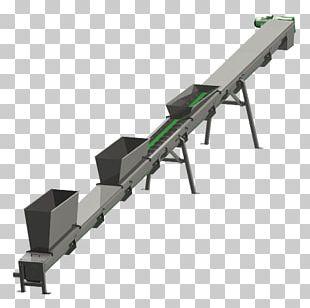 Transport Wastewater Sewage Treatment Conveyor Belt Screw Conveyor PNG
