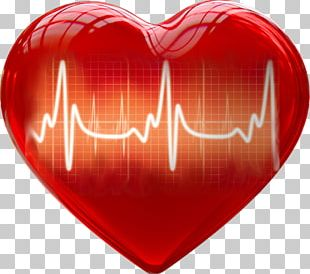 3D Computer Graphics Heart Desktop PNG