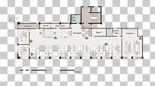 Electrical Network Floor Plan Organization Line PNG