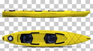 Kayak Future Beach Fusion 124 Paddling Boat PNG