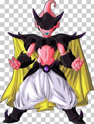Majin Buu Dragon Ball Heroes Goku Gohan Vegeta PNG
