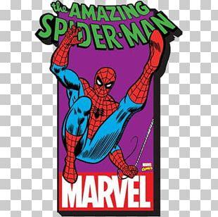 Spider-Man Doctor Strange Vulture Iron Man Comic Book PNG