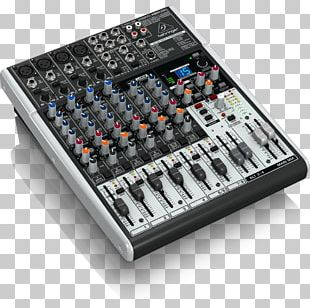 Microphone Audio Mixers Behringer Dynamic Range Compression PNG