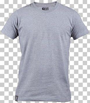Tshirt Grey PNG