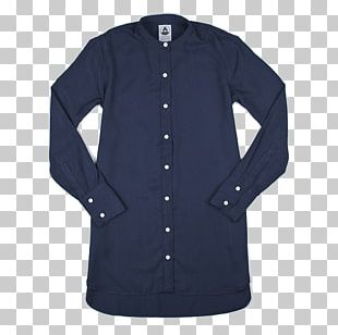 Sleeve Shirt Button Jacket Barnes & Noble PNG