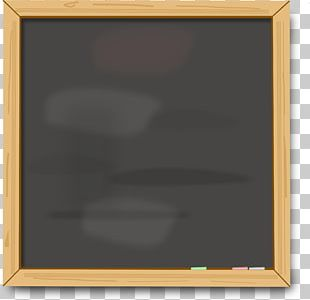 Blackboard Drawing PNG