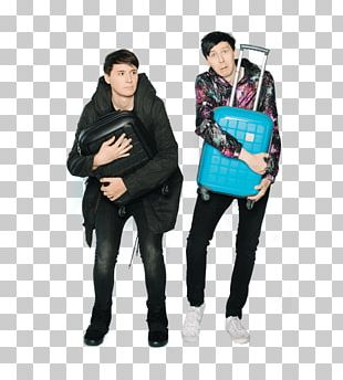 Dan And Phil Go Outside The Amazing Book Is Not On Fire YouTuber PNG