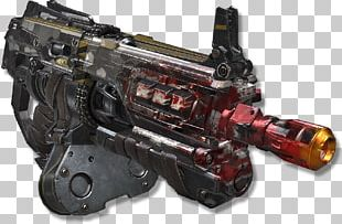 Quake Champions Firearm Weapon Heavy Machine Gun PNG