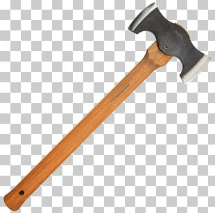 Splitting Maul Hatchet Battle Axe Tool PNG