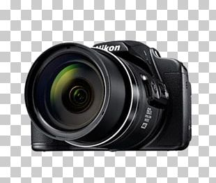 Digital SLR Nikon COOLPIX B700 Camera Lens Photography Point-and-shoot Camera PNG