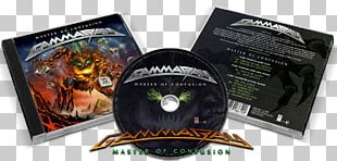 Master Of Confusion Gamma Ray Compact Disc DVD Van PNG