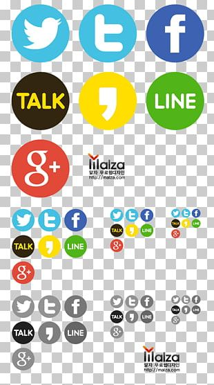 Computer Icons Social Networking Service Google+ Kakao Facebook PNG