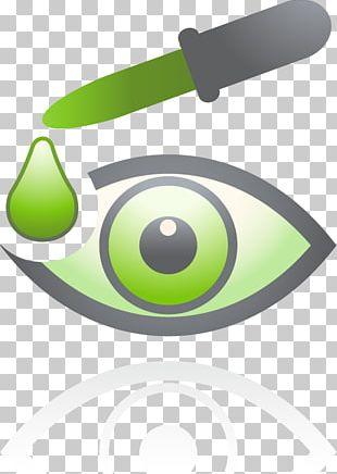 Eye Drop Icon PNG