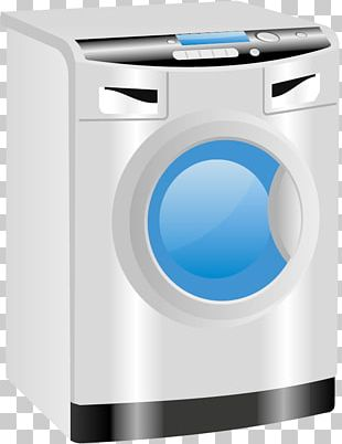 Washing Machine Clothes Dryer Home Appliance Euclidean PNG