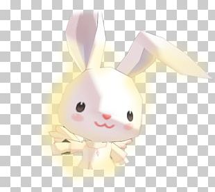 Easter Bunny Desktop Material Stuffed Animals & Cuddly Toys PNG