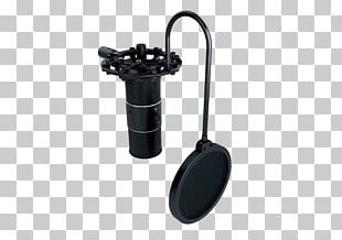 Microphone Stands Pop Filter Recording Studio Sound Recording And Reproduction PNG
